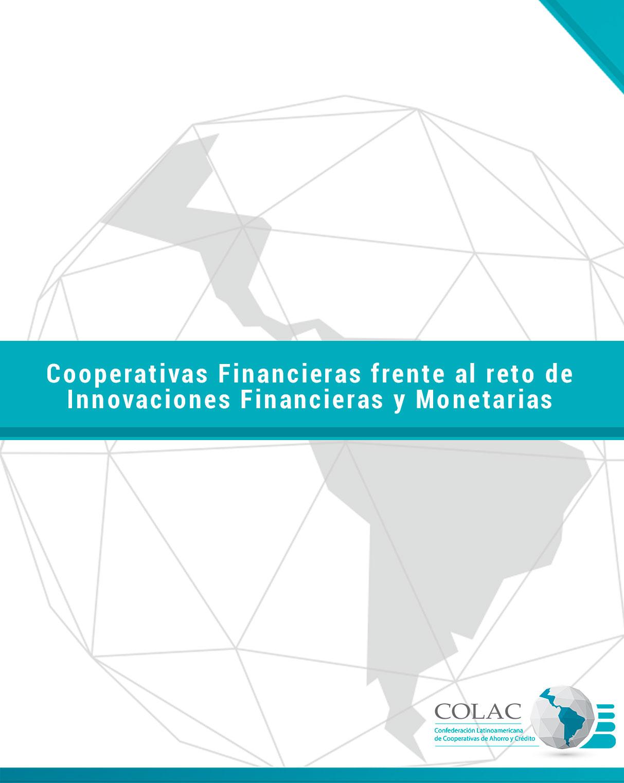 6ee7ed9890533 Cooperativas Financieras frente al reto de Innovaciones Financieras y  Monetarias